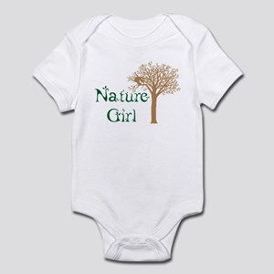Nature Girl Butterfly Infant Bodysuit